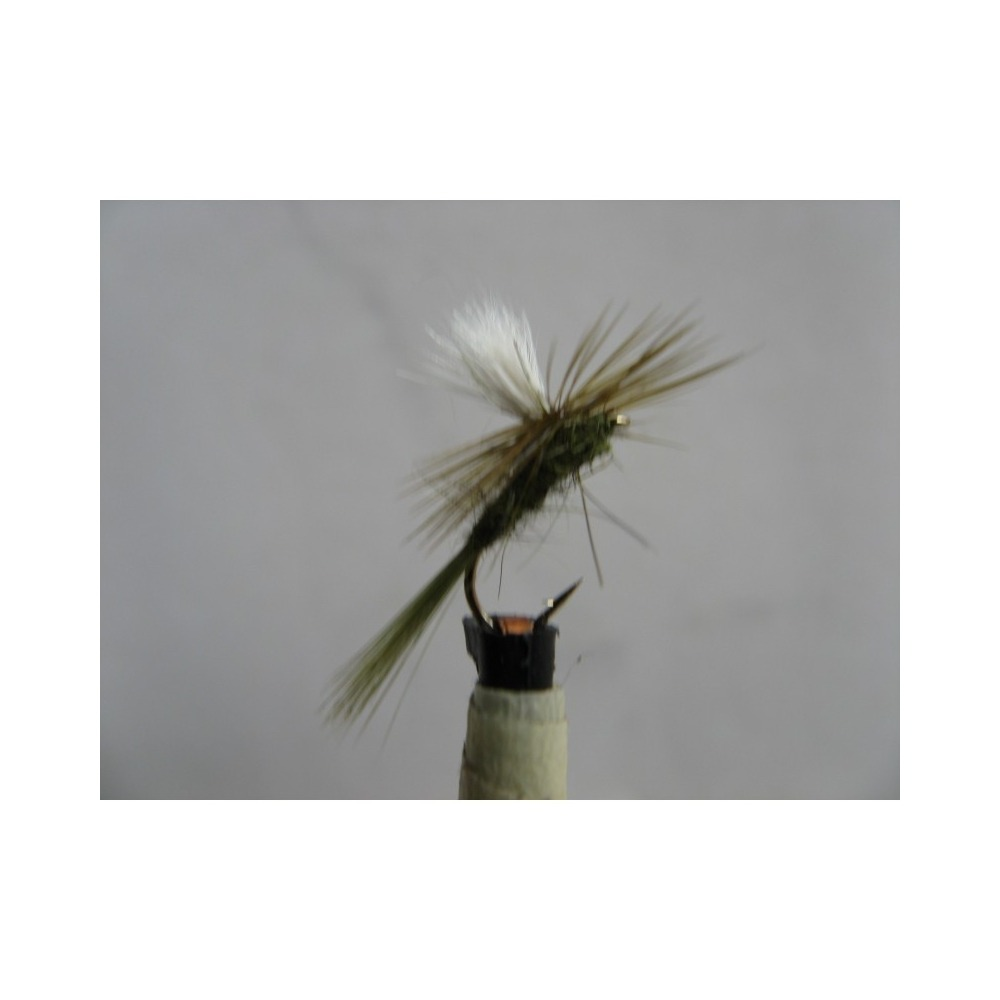 Para Dry Hares Ear & Olive Size 14