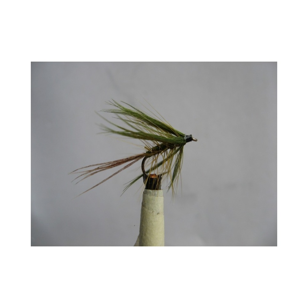 Dry Olive Partridge size 12