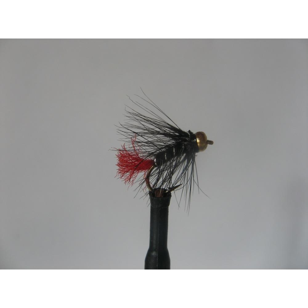 Goldhead Zulu Black Size 12