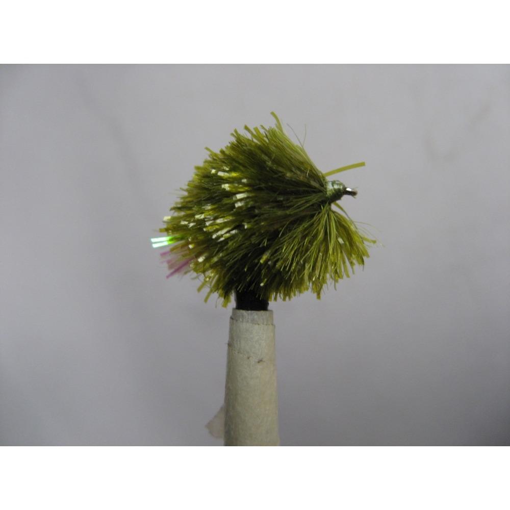 Flashtail Blob Olive Size 10