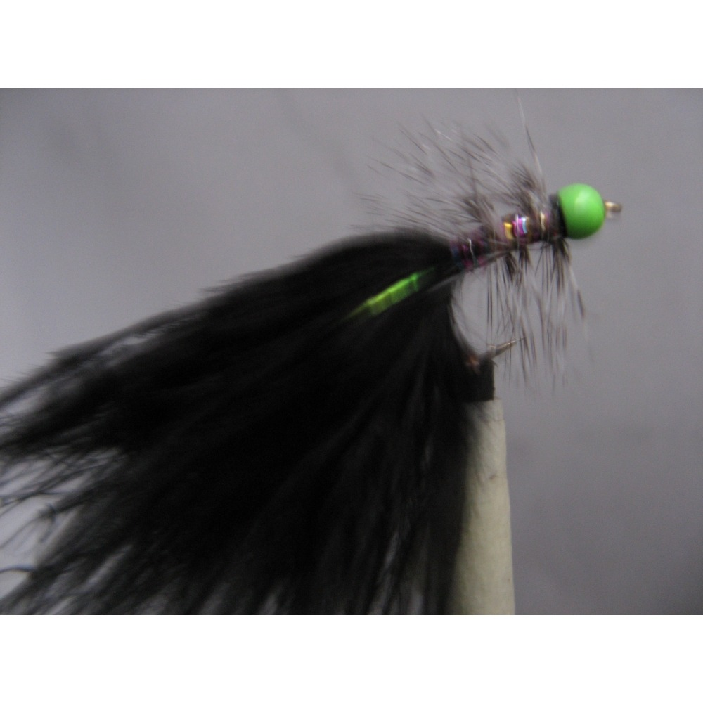 Hothead Tadpole Green/Grizzle Size 12