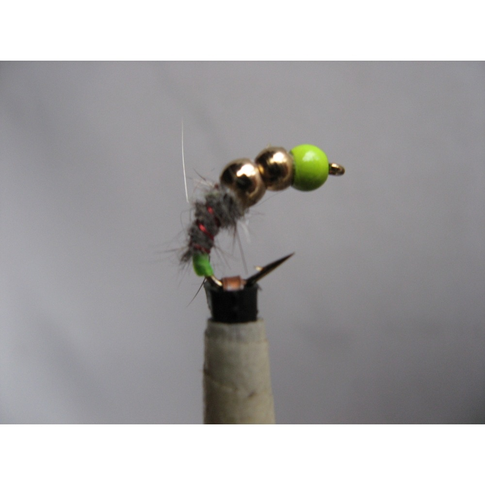 Hares Ear Depth Charge Green Size 12 Size 14