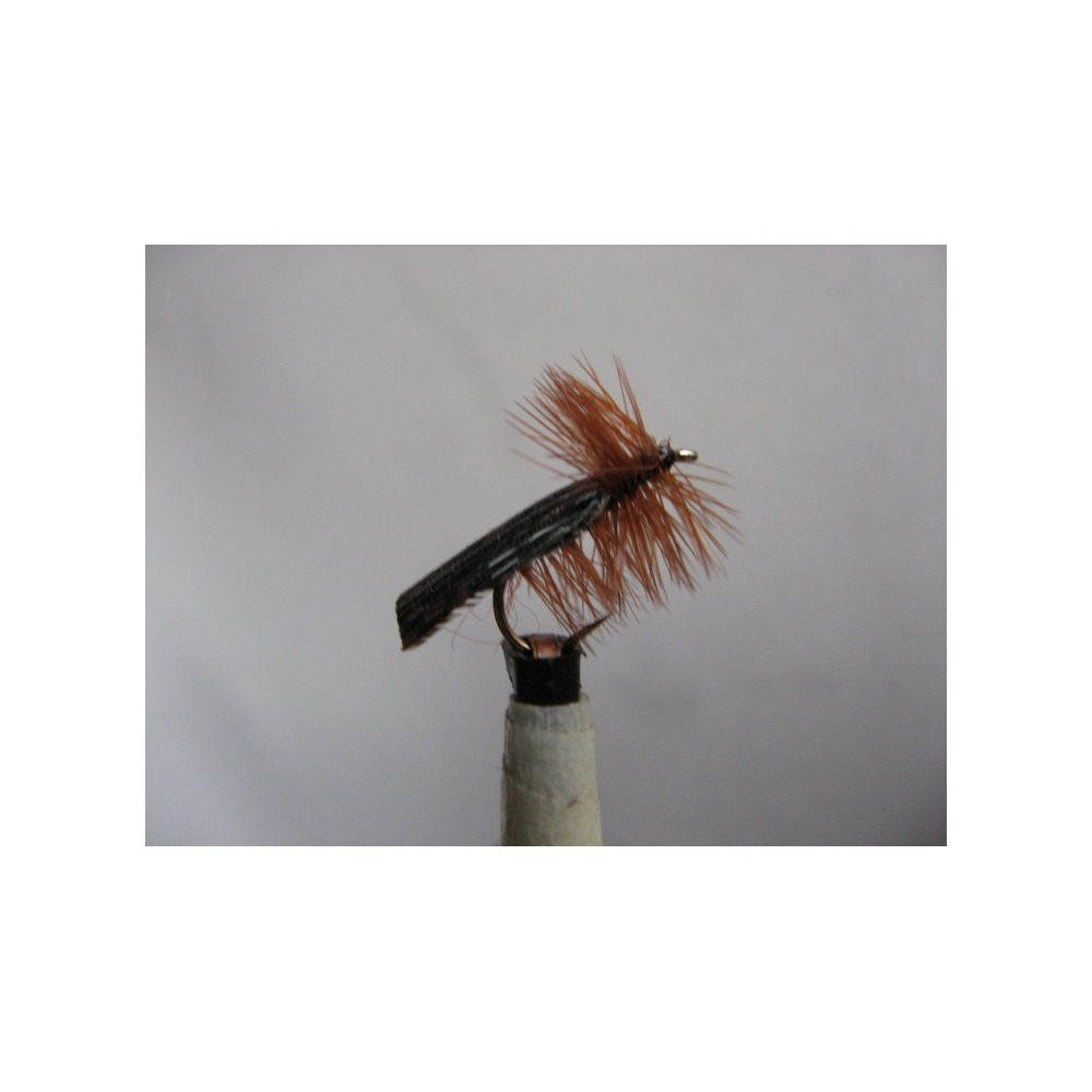 Sedge Brown Roofwing Size 12