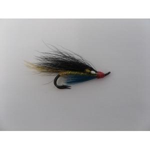 Cormorant UV Black Straggle Size 12