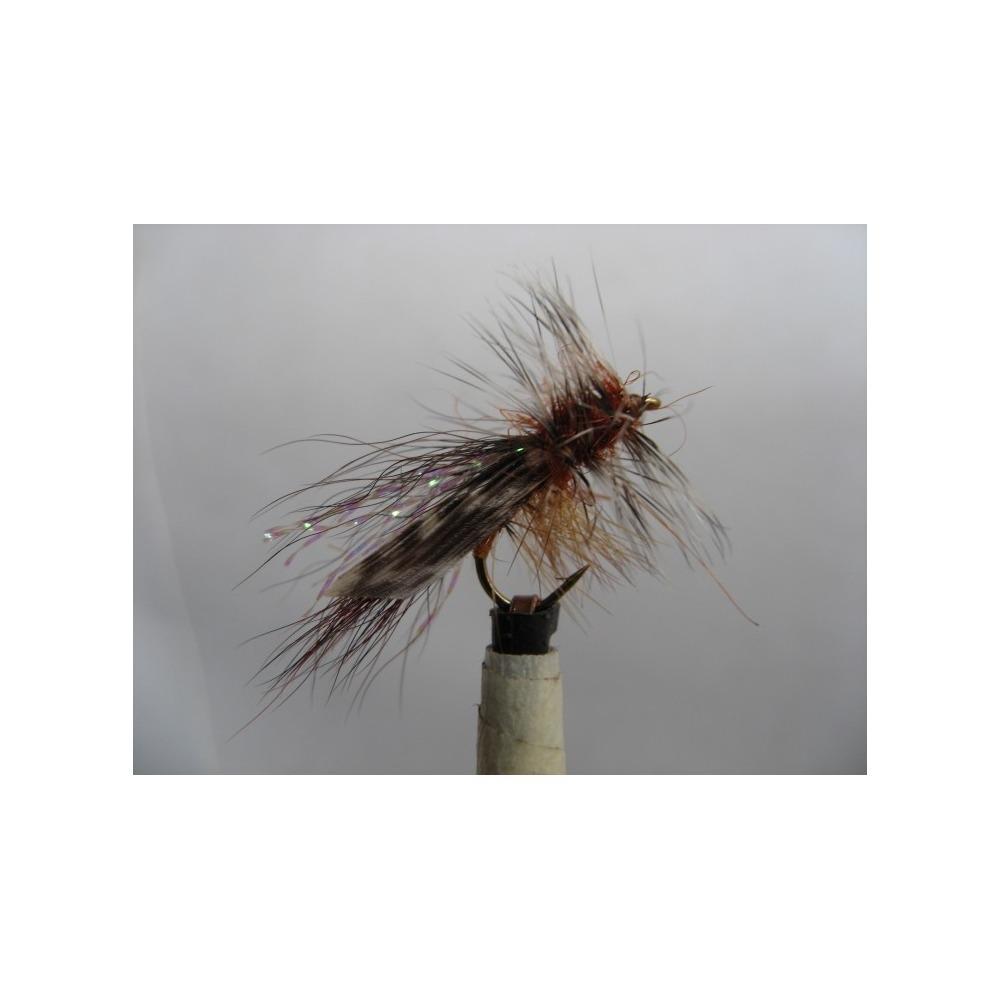 Sedge Seducer Fiery Brown Size 10