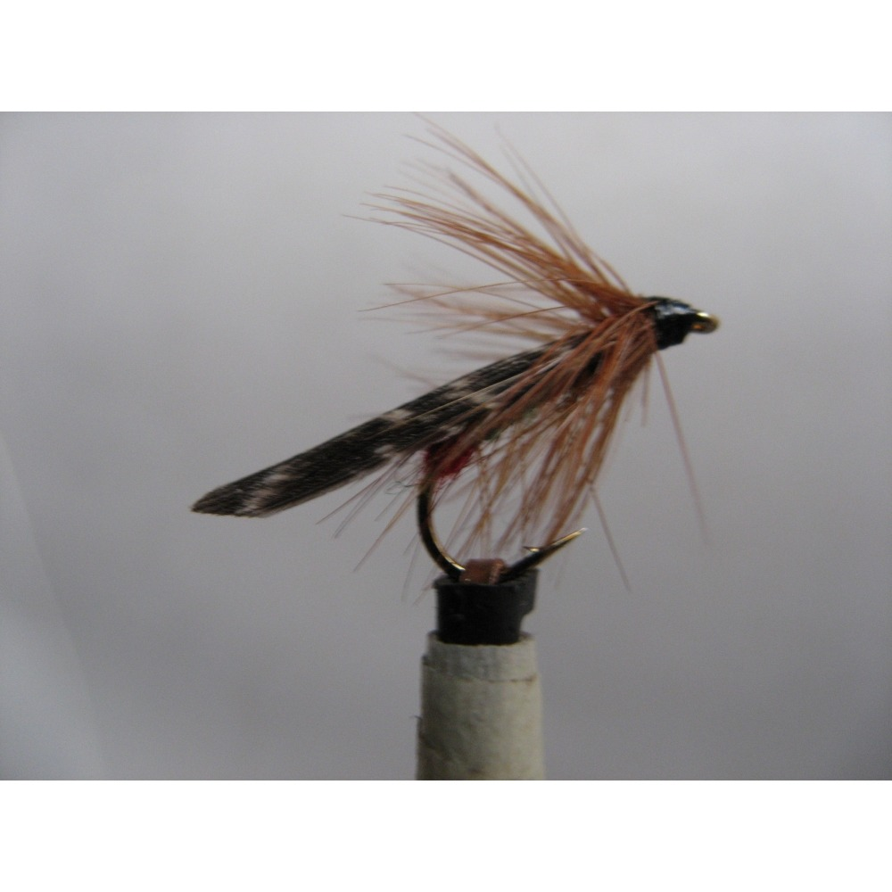 Sedge Green Peter Red Butt Size 10