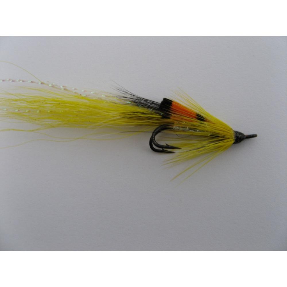 Ally Shrimp Yellow  Double