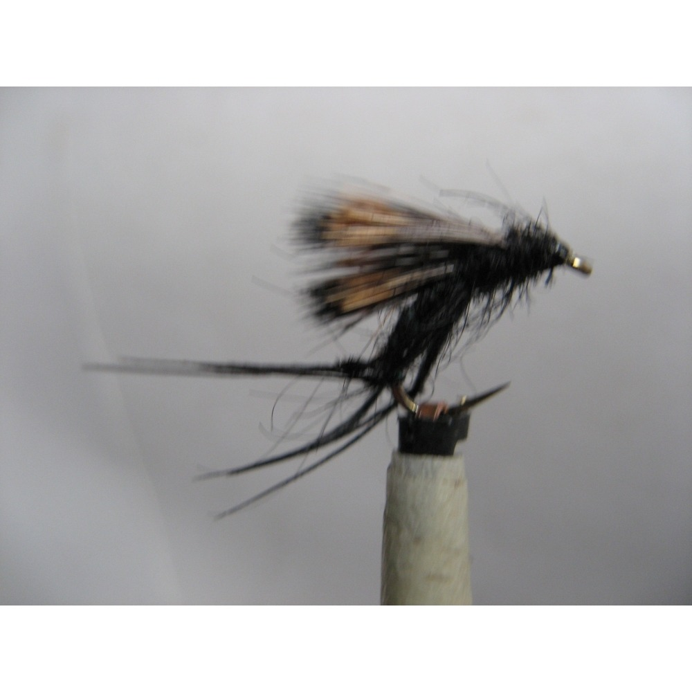 Half Hog Hopper Black Size 10