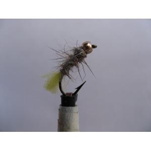 Goldhead Allen Fly Size 12