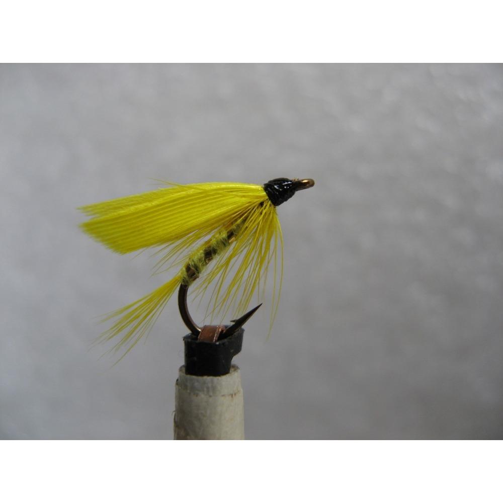 Wet Yellow Sally Size 12