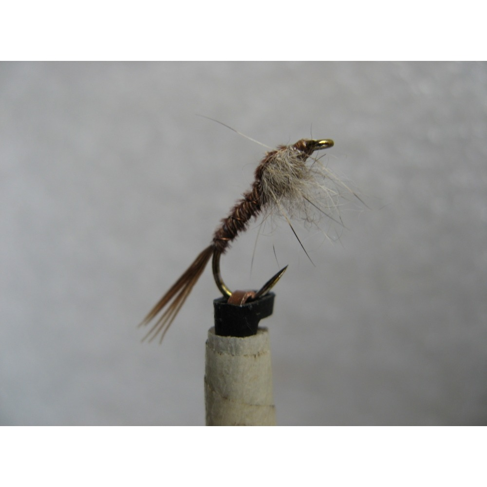 Pheasant Tail Sawyers Hares Ear Size 12