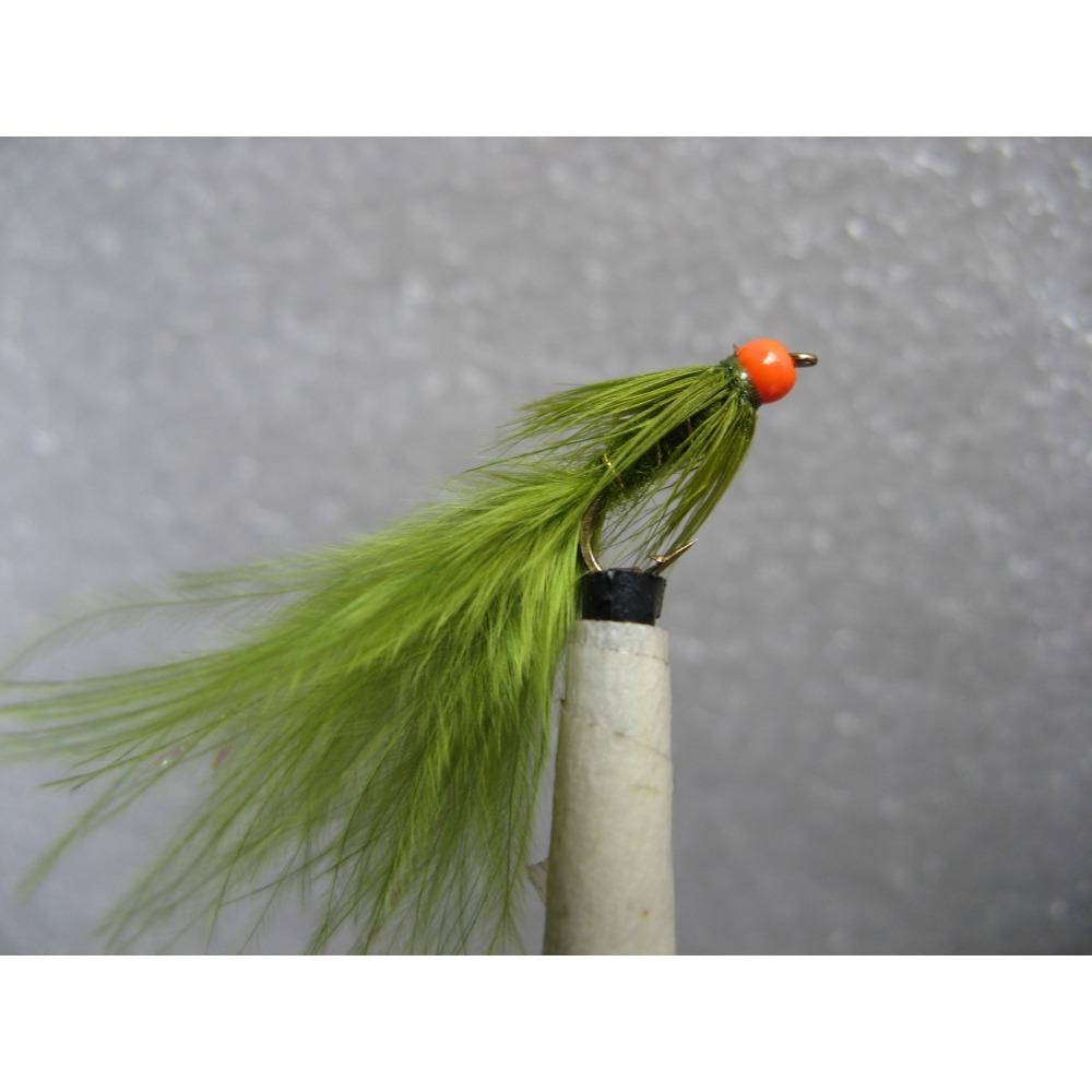 Damsel Mini Hothead Orange Size 12