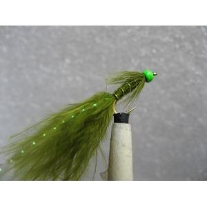 Dry Foam Heather Fly Size 14