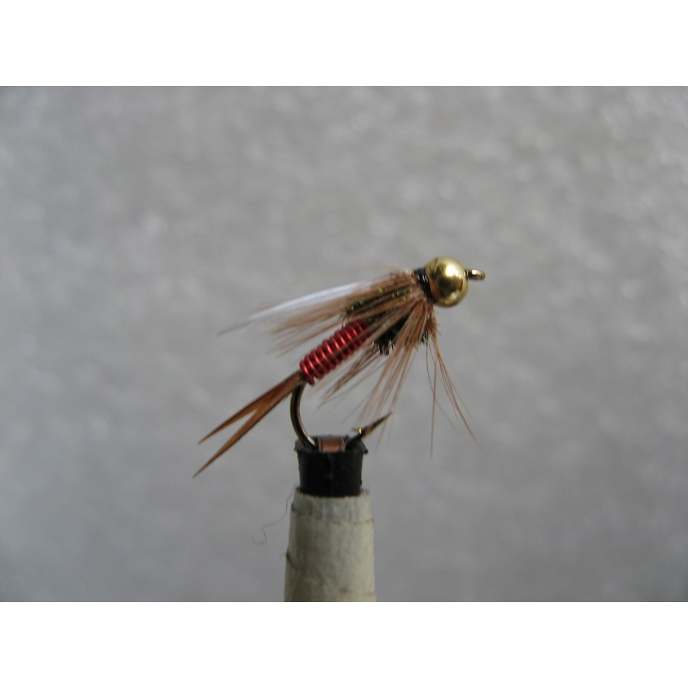 Goldhead Prince Red Raider Size 12