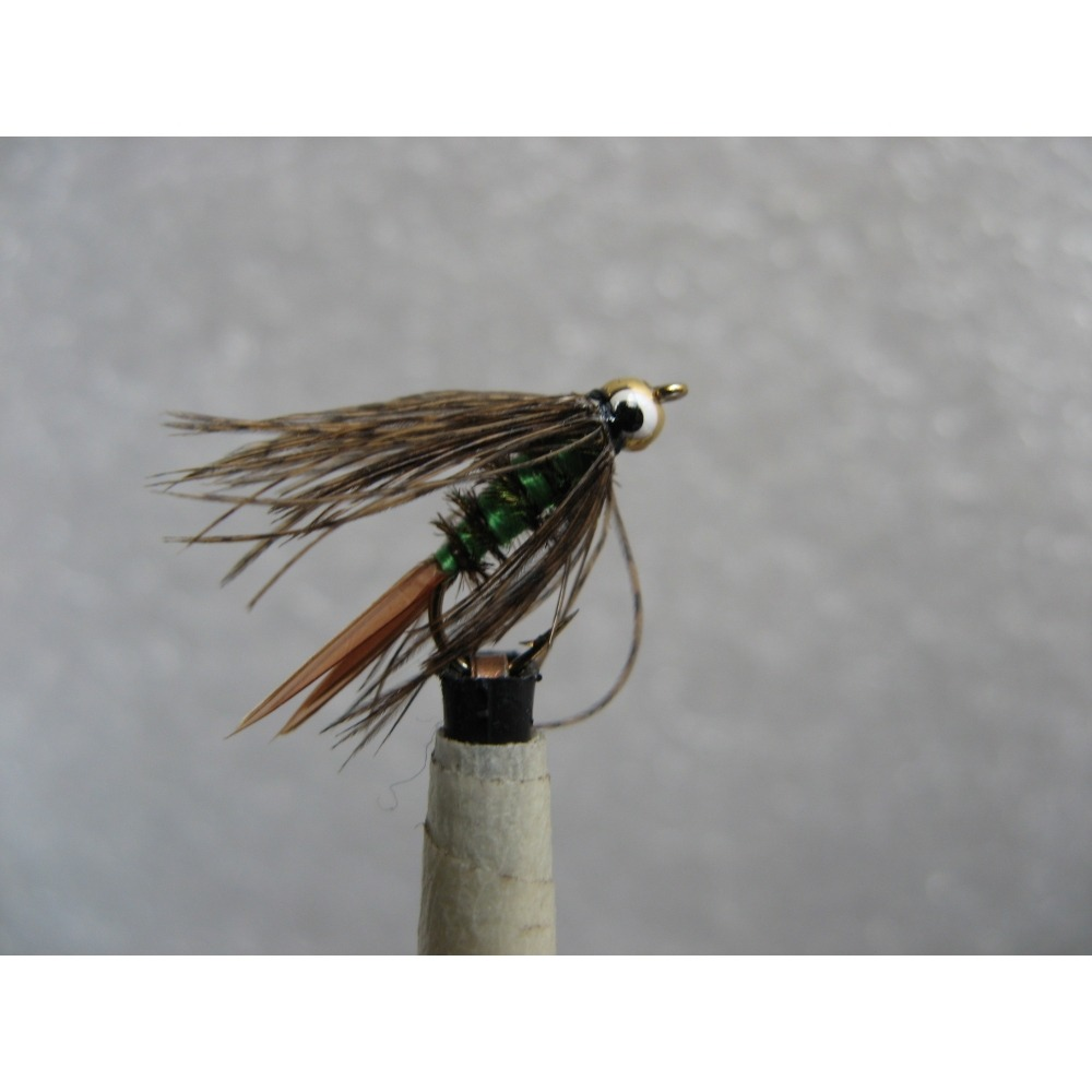 Eyed Bloody Mary Green Size 12