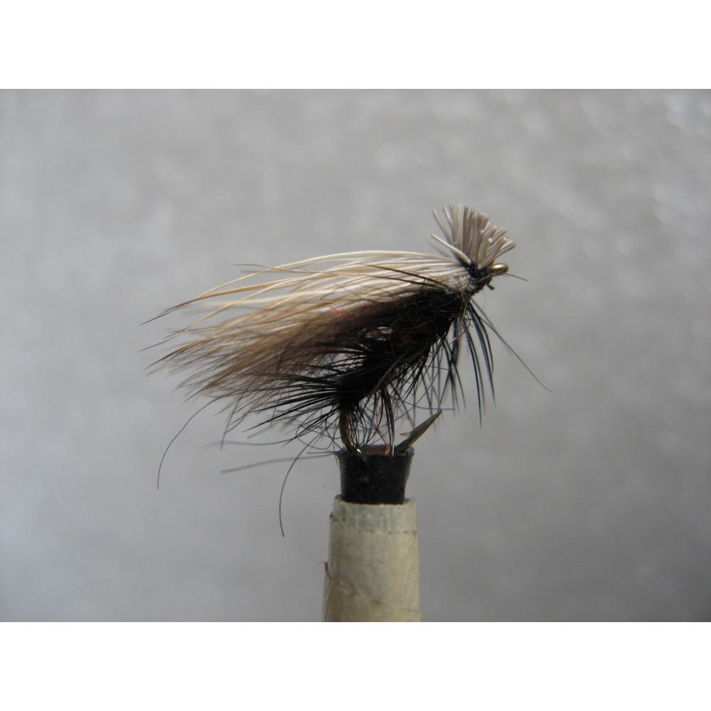 CDC Elk Hair Bibio size 14
