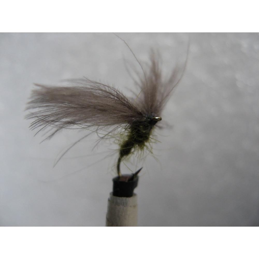 CDC Split Wing Olive Size 14
