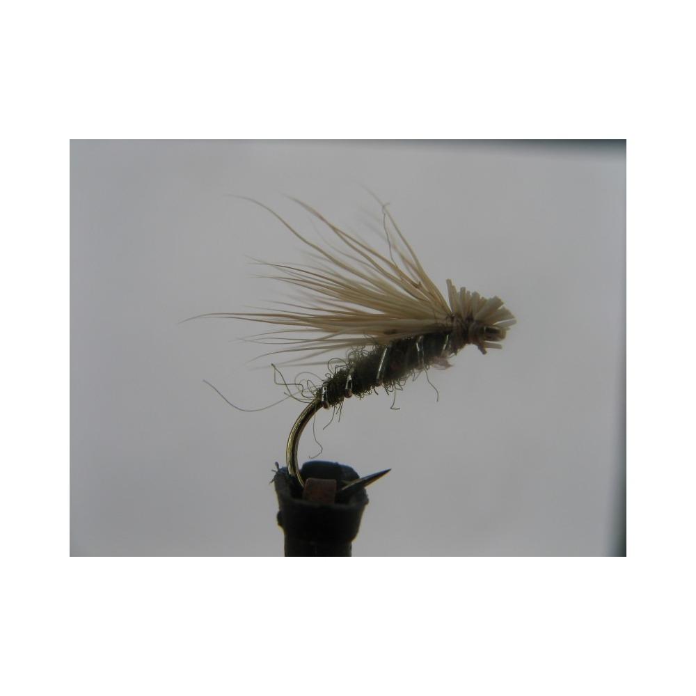 Elk Hair Emerger Olive size 14