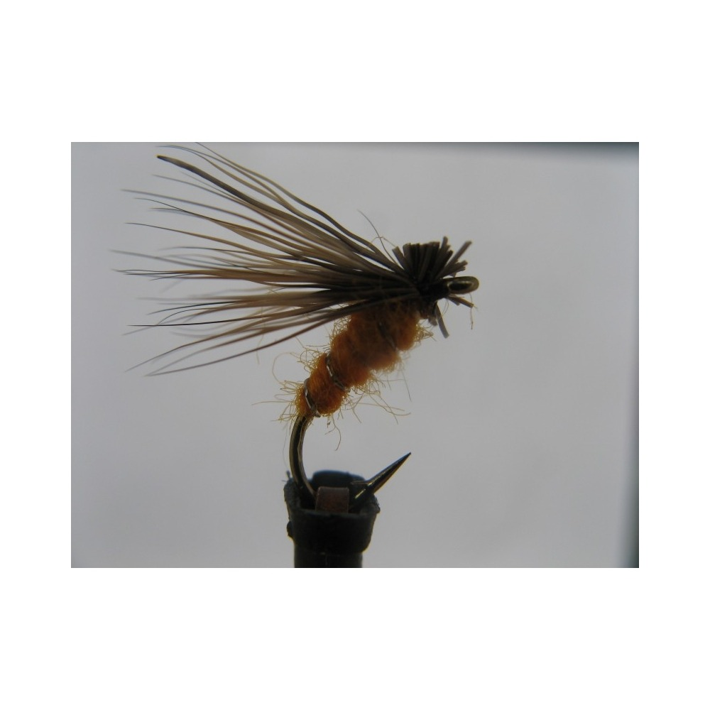 Elk Hair Emerger Orange size 14