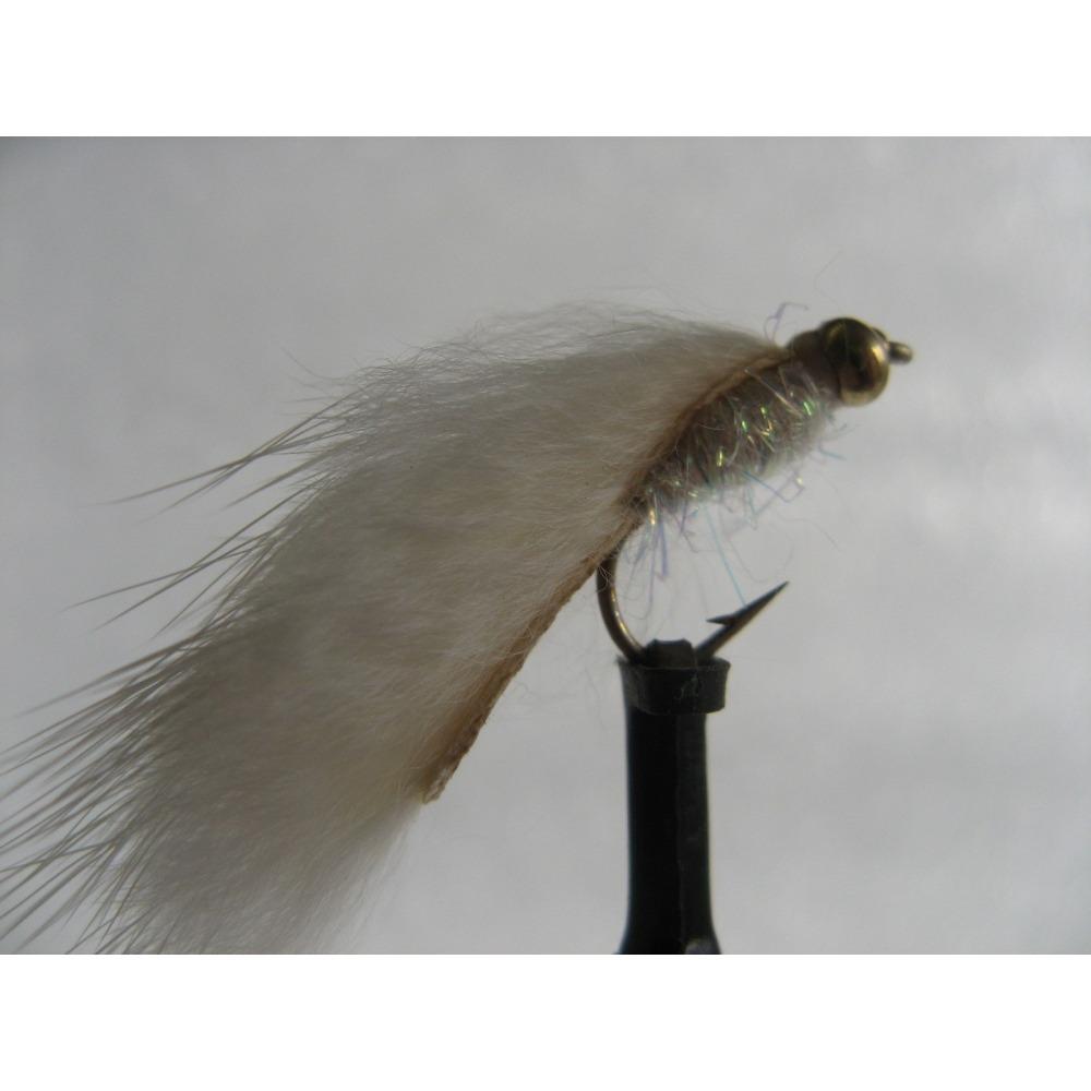 Minkie Goldhead White Size 10