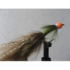 Minkie Brown Pearl Mylar Size 10 L/S