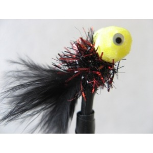 Booby Yellow Eyed Dennis Size 10