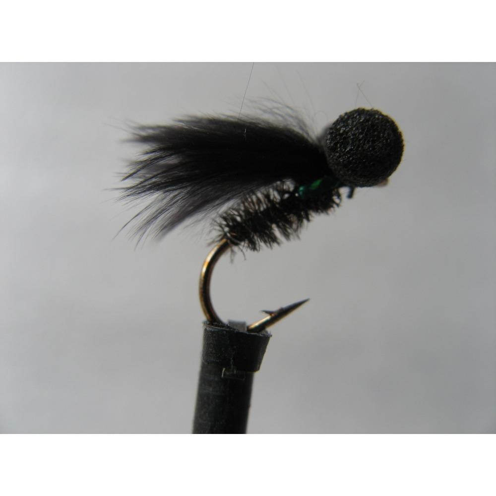 Mini Booby Cormorant Holo Green Size 12