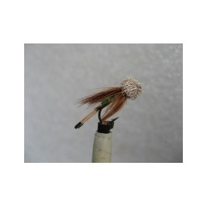 CDC Parachute Emerger Hares Ear Size 14