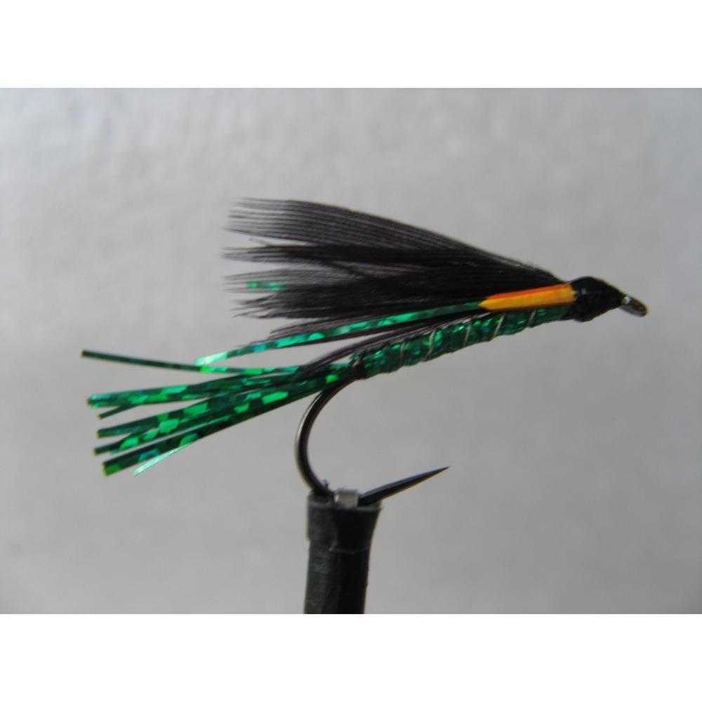 Barbless Cormorant Holo Green