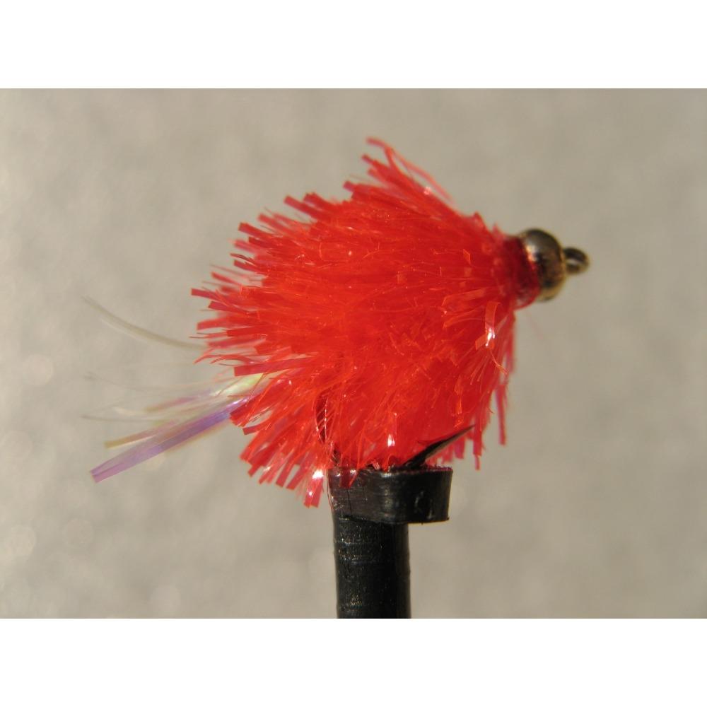 Goldhead Blob Flashtail Red Size 10