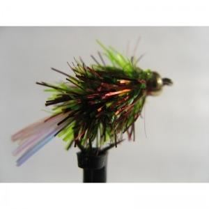 Mayfly Green Drake size 10