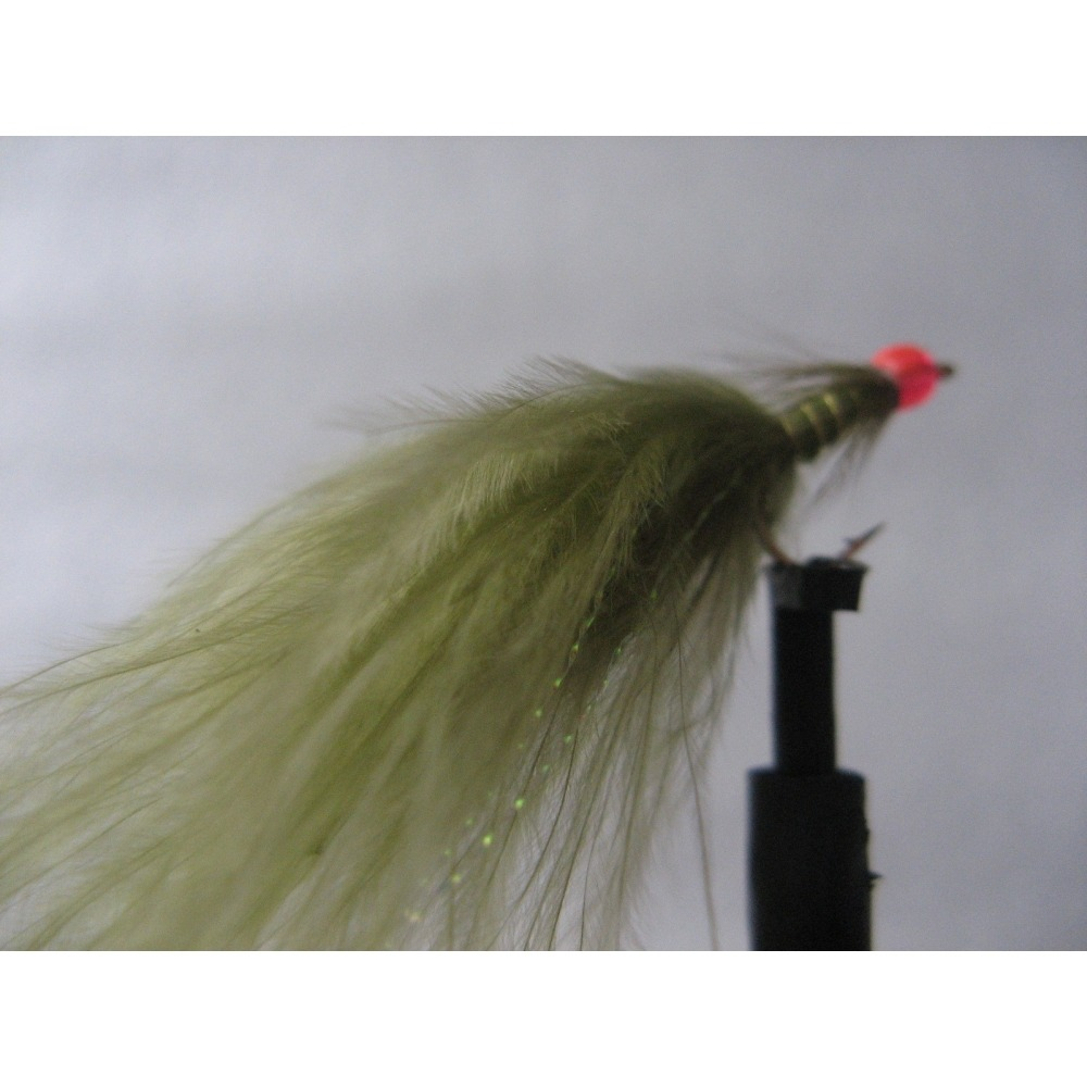 Damsel Glo Head Red Size 10