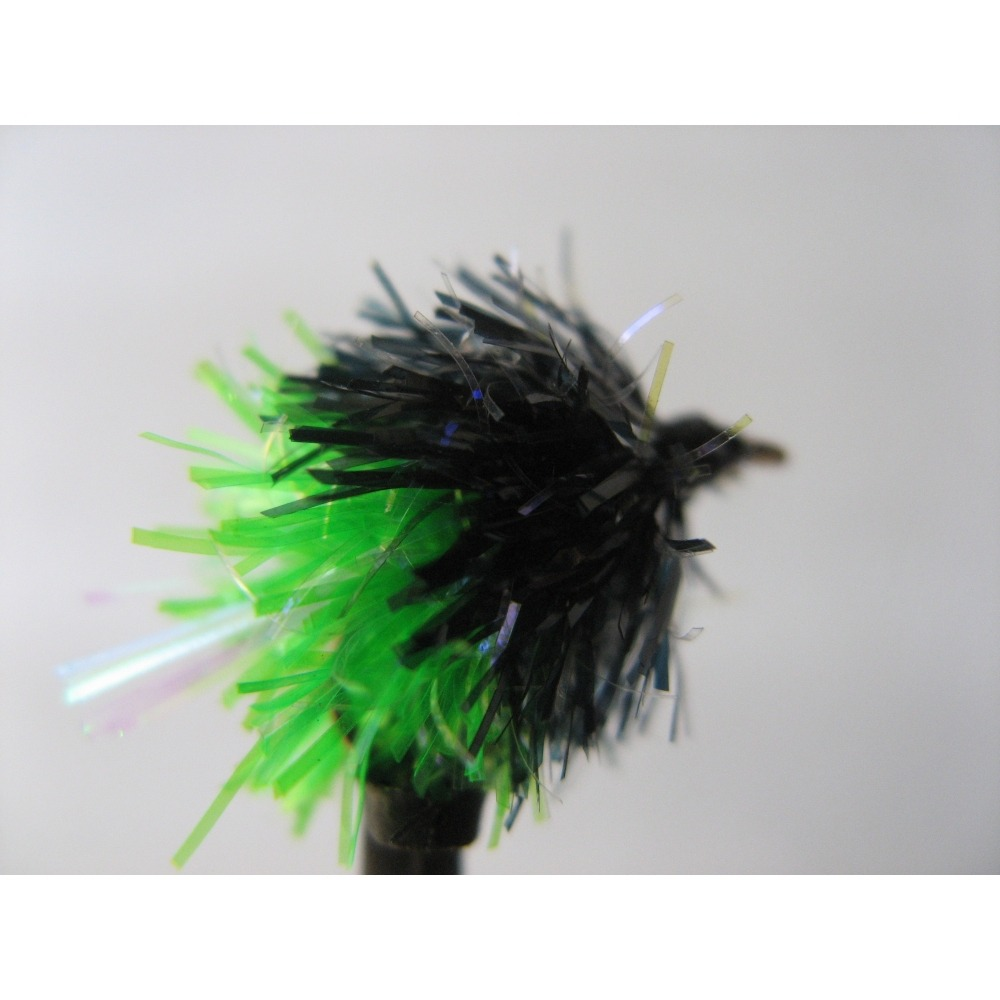 Flashtail Blob UV Black/Green Size 10