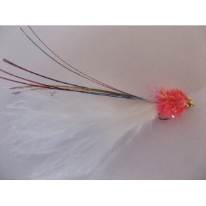 Micro Fritz Lure Red/White Size 12