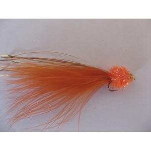 Micro Fritz Lure Orange Size 12