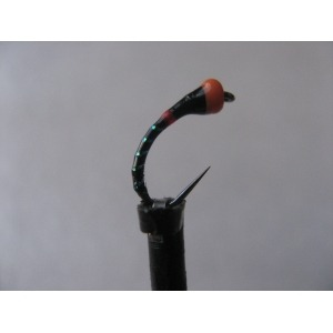 Barbless  H/H Orange Boy Buzzer Size 12