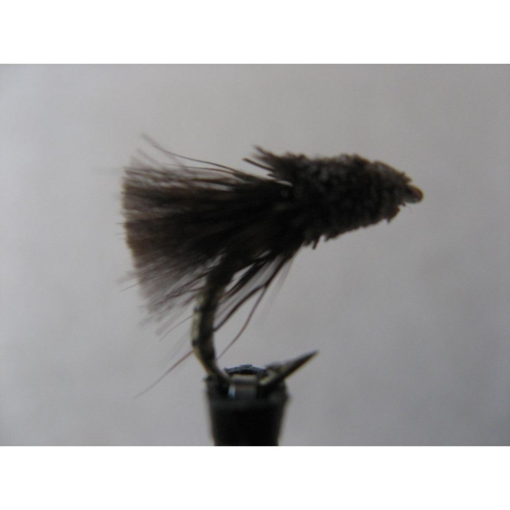 Mini Muddler CDC Yellow Owl Size 14