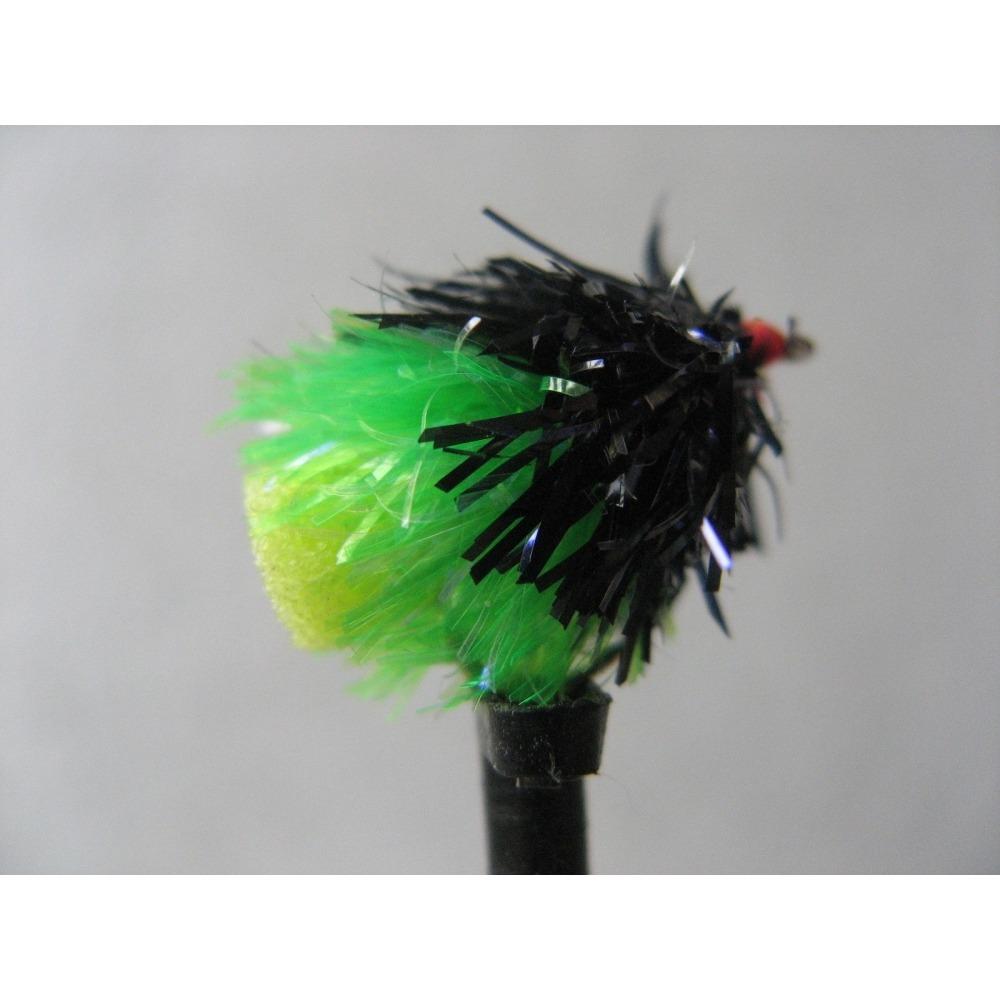 Fab Blob UV Black/Green Size 10