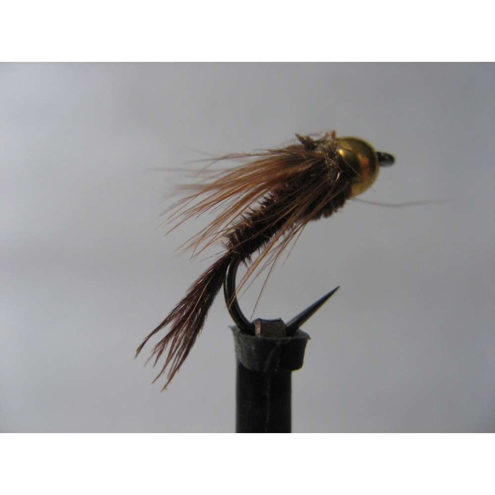Barbless Nymph Goldhead Pheasant Tail Size 12