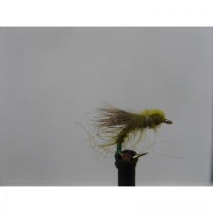 Goldhead Coch-Y-Bondhu Size 12
