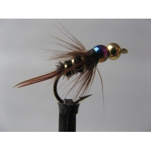 Rainbow Prince Nymph Size 12