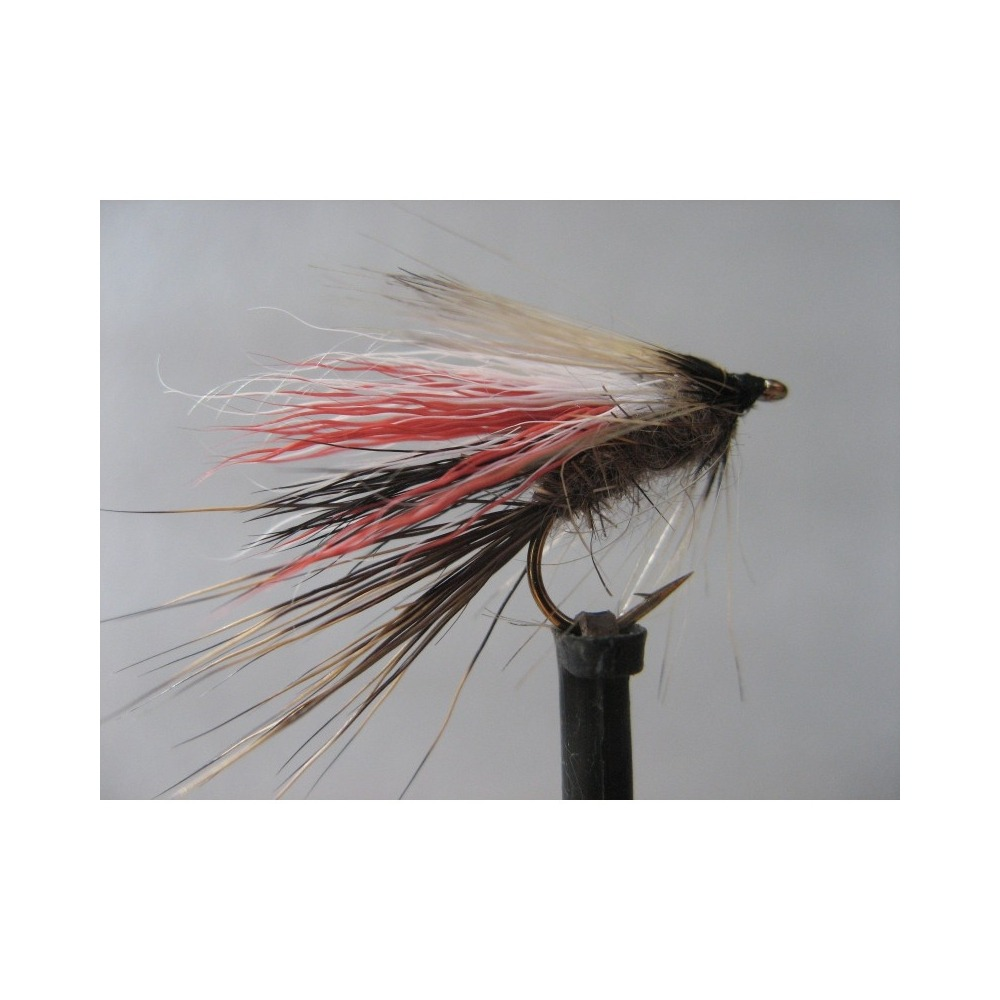 Mayfly Lunns Spent Gnat size 10