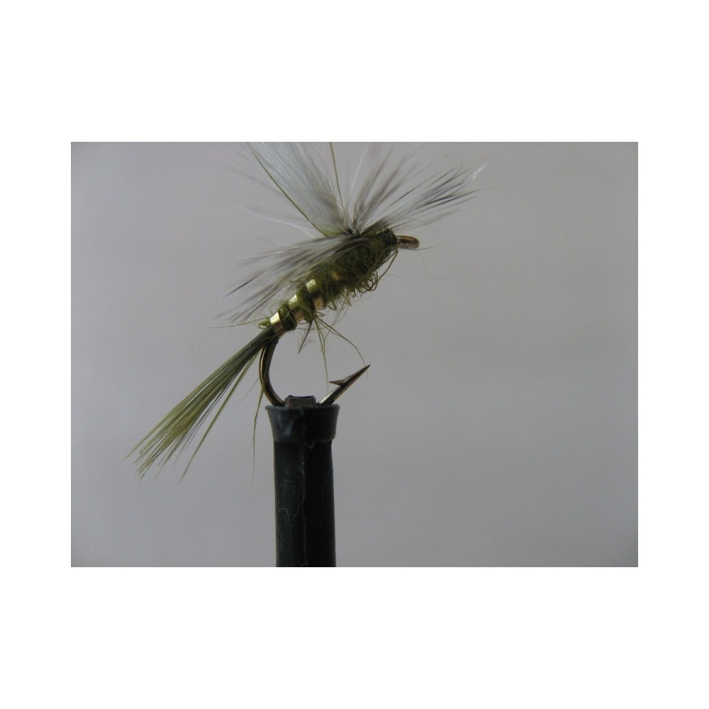 Para Dry Emerger Red Size 14