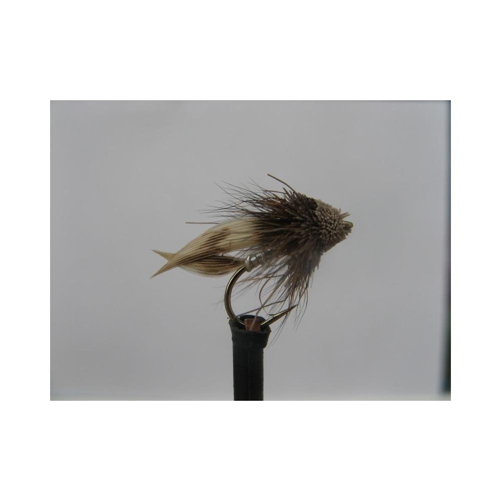 Muddlers Mini Minnow Silver size 10