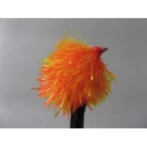 Flashtail Blob Red/Sunburst Size 10