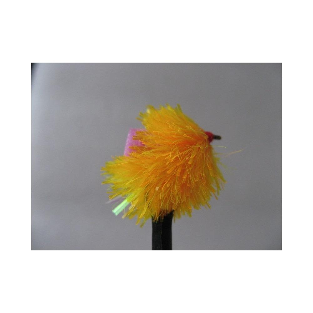 Humpy Blob Fluo Yellow Size 10