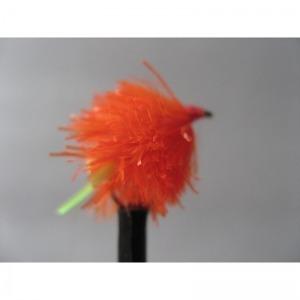 H/H Red Black Neon Rib Buzzer