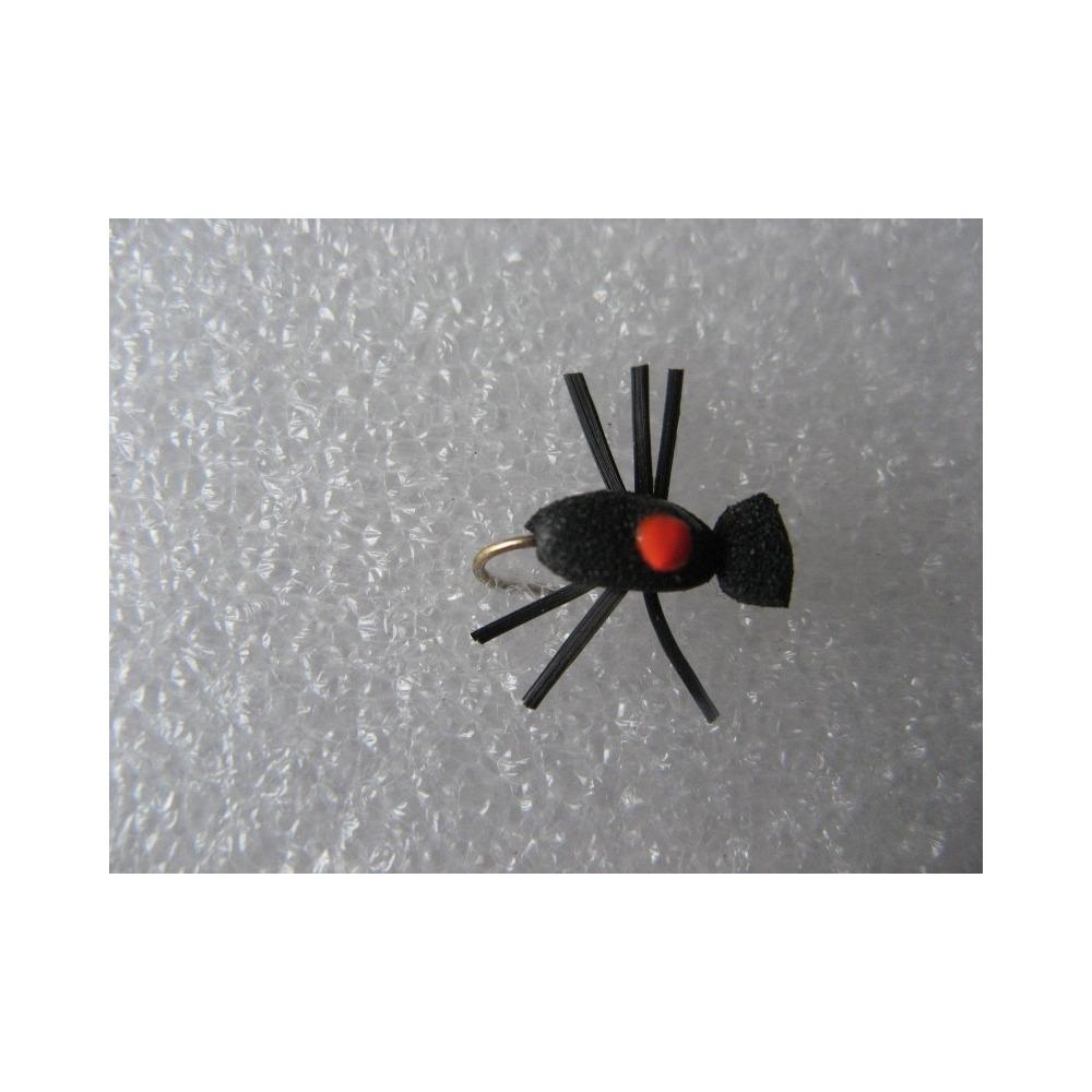 Foam Beetle Black Hi Float
