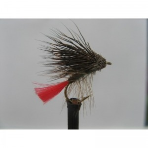 Muddlers Mini Red Tail size 10