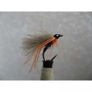 Ians CDC Heather Fly Orange Legs Size 12